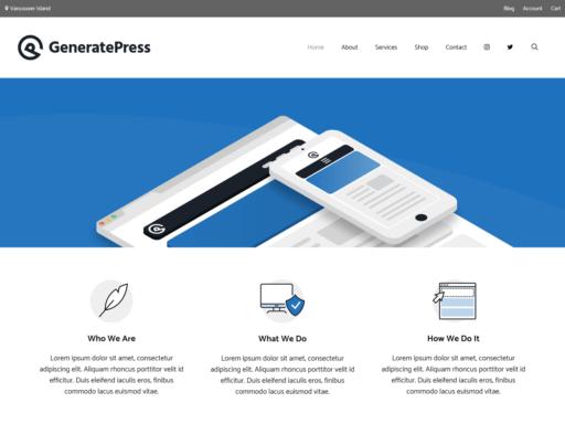 Generatepress Premium